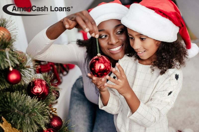 AmeriCash Loans' 5 Days of Holiday Cash Giveaway
