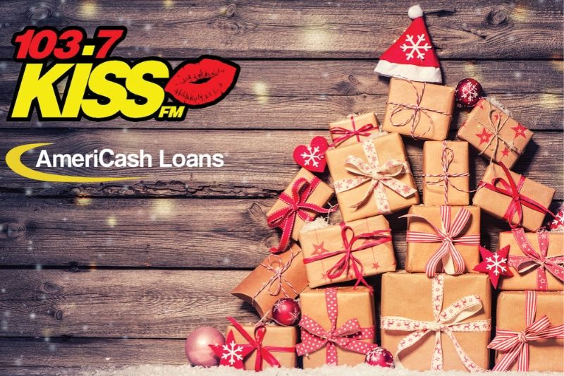 Riggs & Alley's Holiday Helpers with 103.7 KISS FM and AmeriCash Loans