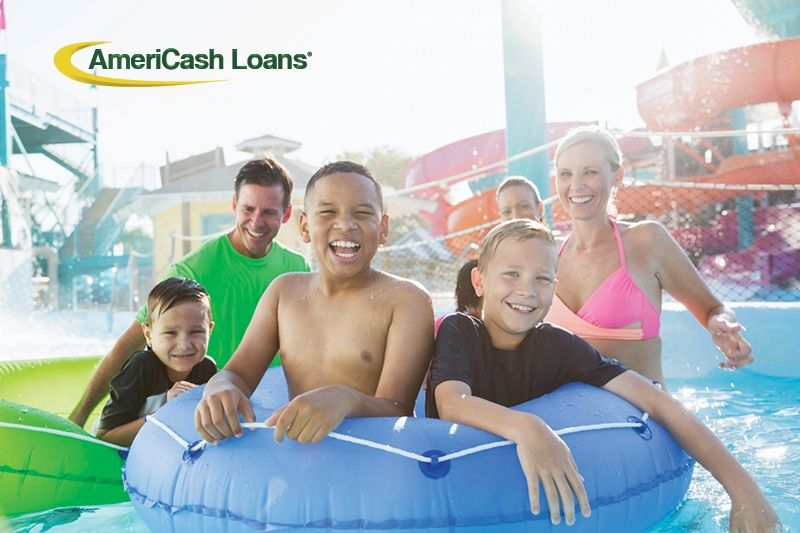 AmeriCash Loans in Kenosha is Giving Out Dells Season Opener Cards