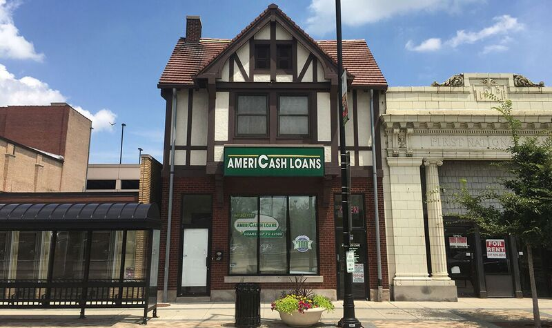 AmeriCash Loans 59th and Ashland