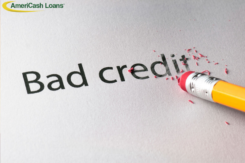 What Causes Bad Credit?