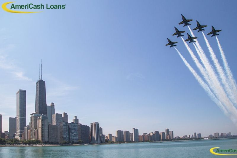 AmeriCash Loans Guide to the Chicago Air and Water Show