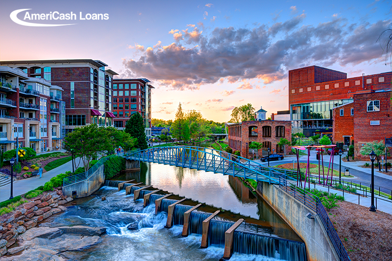 Neighborhood Spotlight: Greenville, South Carolina