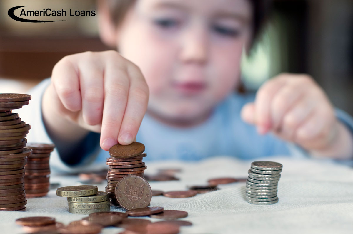 Kids and Money: Passing On Good Financial Habits
